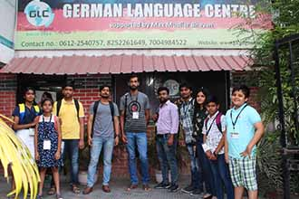 best german language institute in india,where to learn german in delhi,glc patna