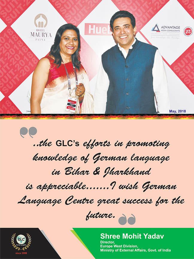 German language course in Delhi